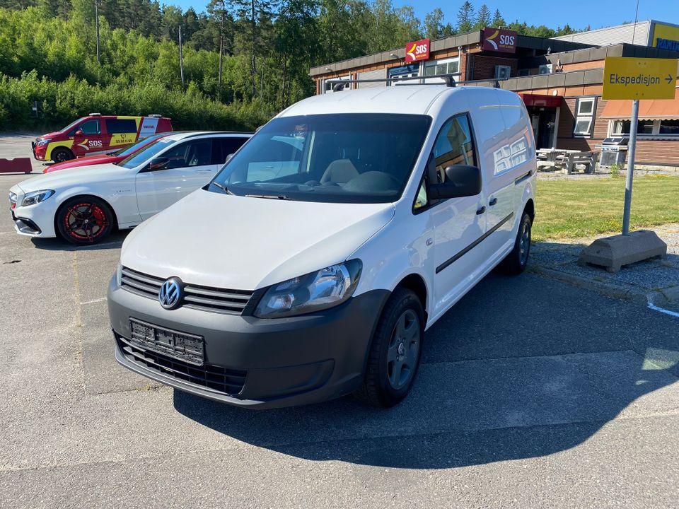 VW Caddy Maxi 1