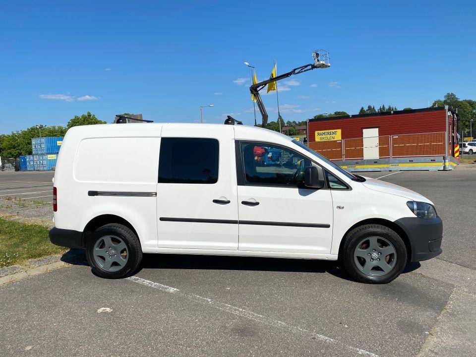 VW Caddy Maxi 2