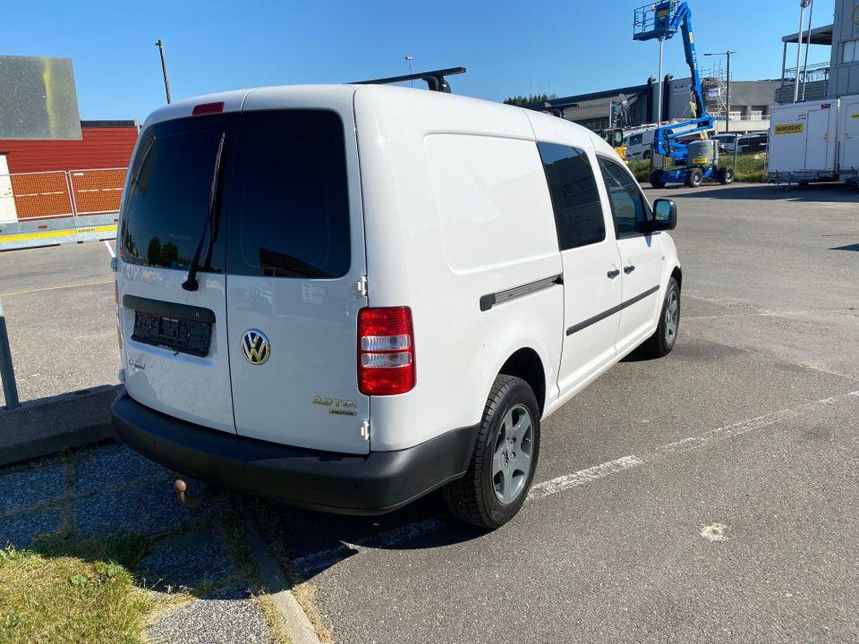 VW Caddy maxi 4