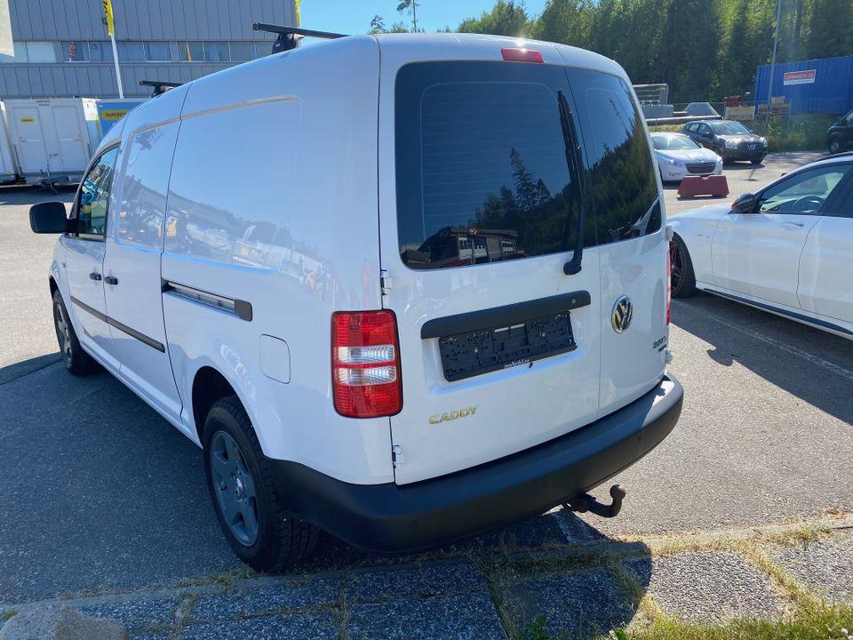 VW Caddy maxi 6