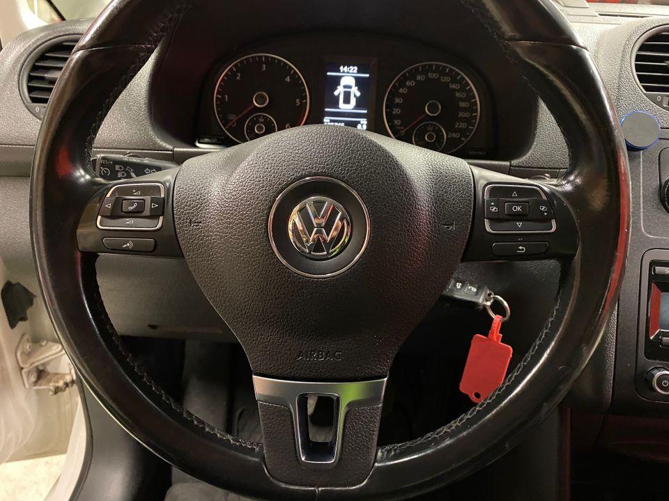 VW Caddy maxi 8