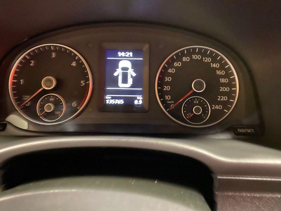 VW Caddy maxi 9